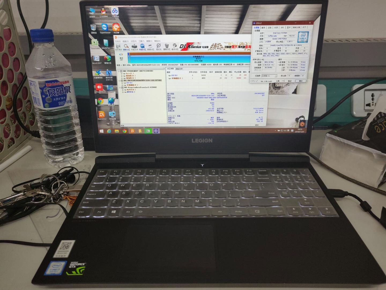 【实战】联想Lenovo拯救者R720/Y7000P系列笔记本启动灰大师Win10PE